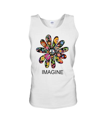 Imagine Flowers Hippie