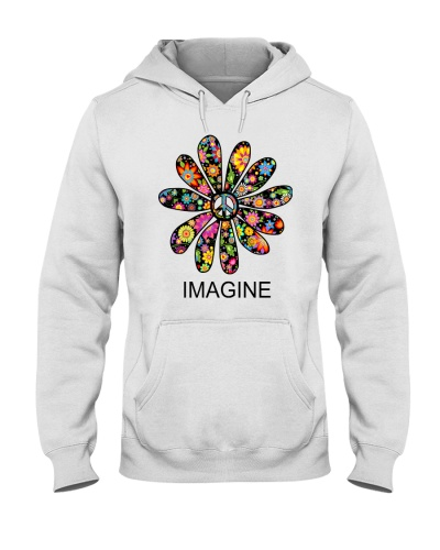 Imagine Flowers Hippie