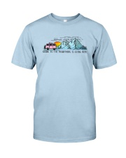 Going To The Mountains Classic T-Shirt thumbnail