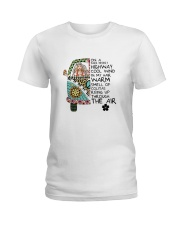 Cool Wind In My Hair Ladies T-Shirt thumbnail