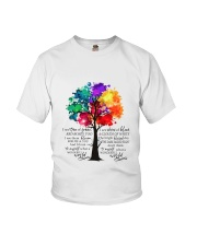 And I Think To Myself Youth T-Shirt thumbnail