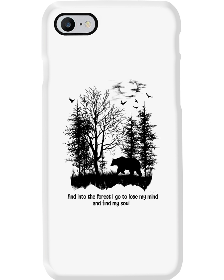 And Into The Forest Hippie  Phone Case