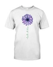 Let It Be Classic T-Shirt front