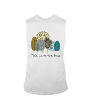 Take Me To The Trees Sleeveless Tee thumbnail
