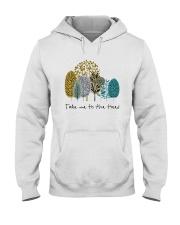 Take Me To The Trees Hooded Sweatshirt thumbnail