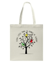 Be Alright Tote Bag tile