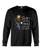 Sun Will Rise Crewneck Sweatshirt thumbnail