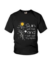 Sun Will Rise Youth T-Shirt thumbnail