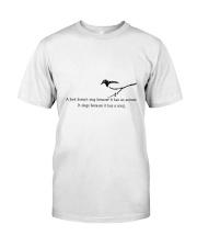A Bird Sing A Song Classic T-Shirt front