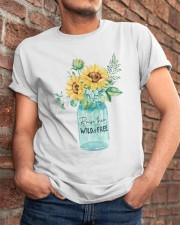 Raise Them Wild And Freedom Classic T-Shirt apparel-classic-tshirt-lifestyle-26