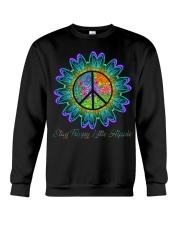 Stay Trippy Little Hippie Crewneck Sweatshirt thumbnail