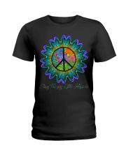 Stay Trippy Little Hippie Ladies T-Shirt thumbnail