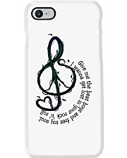 Rock And Roll Peace Love Music Hippie  Phone Case thumbnail