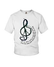 Rock And Roll Peace Love Music Hippie  Youth T-Shirt thumbnail