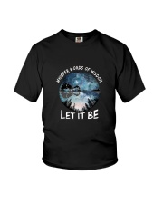 Whisper Words Of Wisdom Youth T-Shirt thumbnail