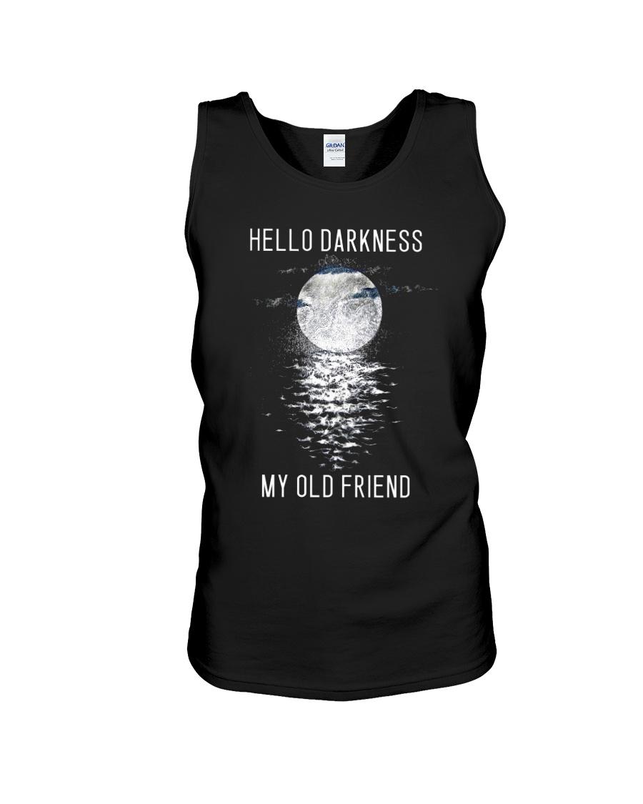 Hello Darkness My Old Friend Unisex Tank