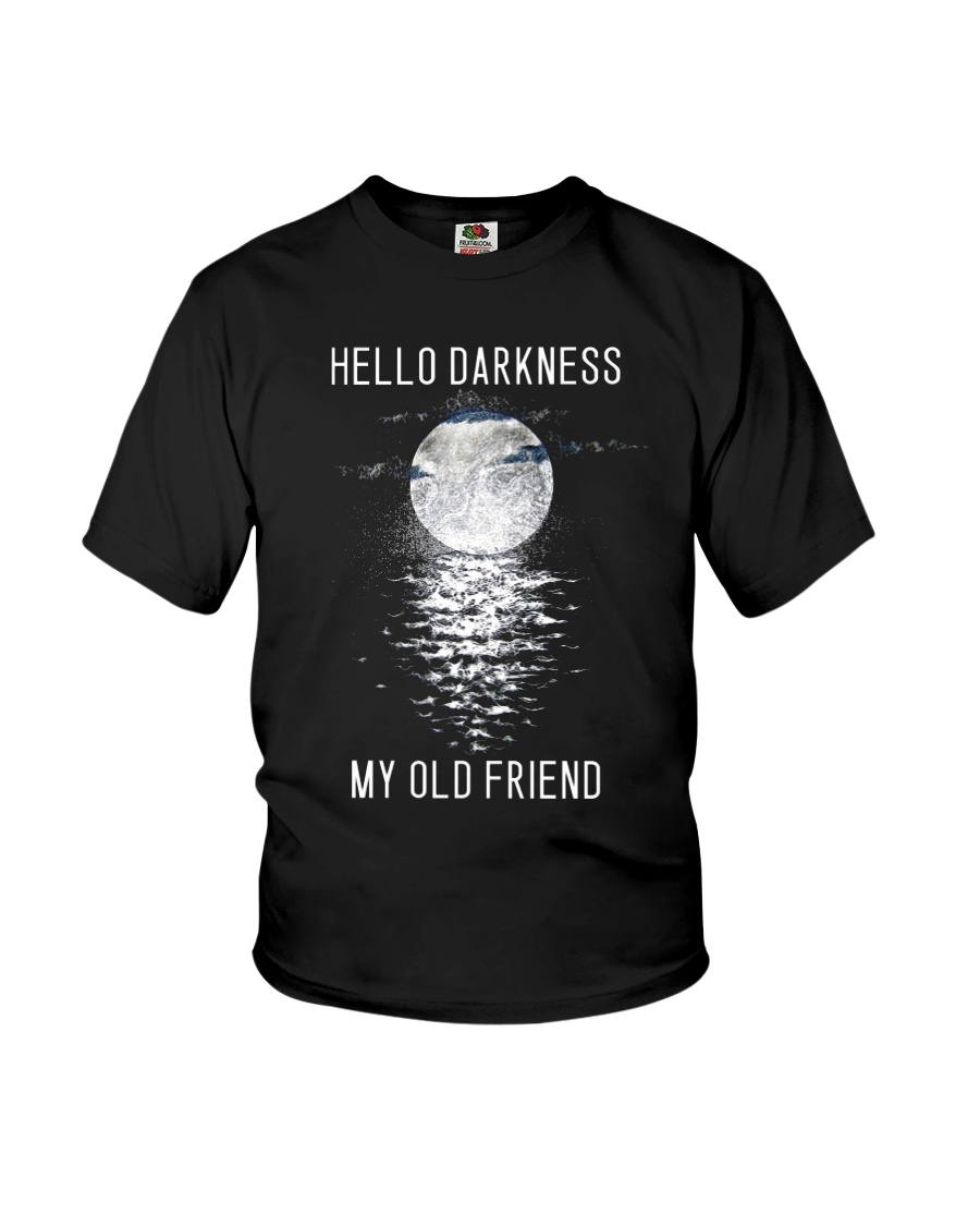 Hello Darkness My Old Friend Youth T-Shirt
