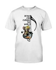 Music Can Change The World Classic T-Shirt thumbnail
