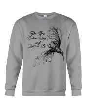 Take These Broken Wings Crewneck Sweatshirt thumbnail