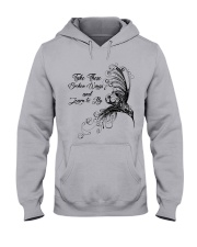 Take These Broken Wings Hooded Sweatshirt thumbnail