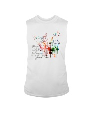 What Feelings Sound Like Sleeveless Tee thumbnail