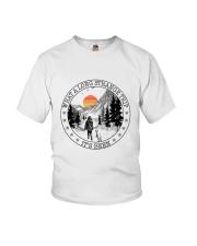 What A Long Strange Trip Youth T-Shirt thumbnail