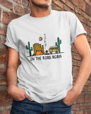 On The Road Again Classic T-Shirt apparel-classic-tshirt-lifestyle-26