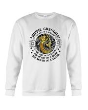 Hippie Grandma Crewneck Sweatshirt thumbnail