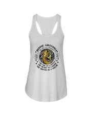Hippie Grandma Ladies Flowy Tank tile