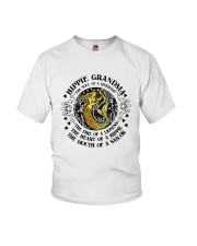 Hippie Grandma Youth T-Shirt thumbnail