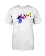 Blowing In The Wind 1 Classic T-Shirt front