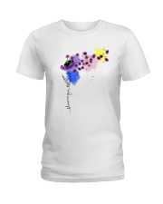 Blowing In The Wind 1 Ladies T-Shirt thumbnail