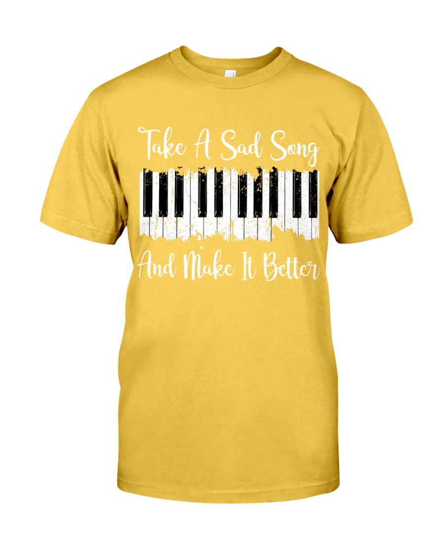 Take A Sad Song Classic T-Shirt