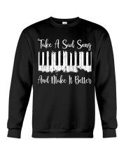 Take A Sad Song Crewneck Sweatshirt thumbnail