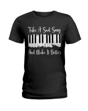 Take A Sad Song Ladies T-Shirt thumbnail