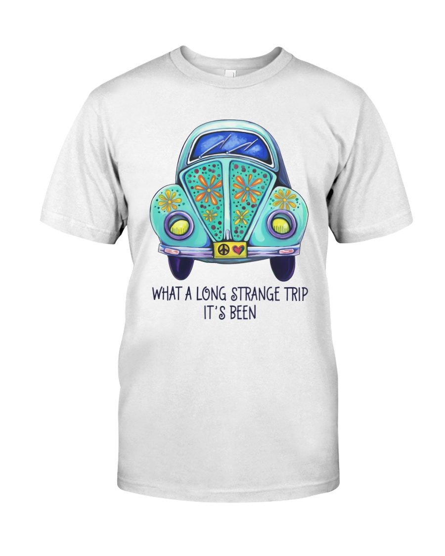 What A Long Strange Trip Classic T-Shirt showcase