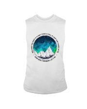 When The Night Is Cloudy Sleeveless Tee thumbnail
