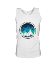 When The Night Is Cloudy Unisex Tank thumbnail