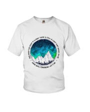 When The Night Is Cloudy Youth T-Shirt thumbnail