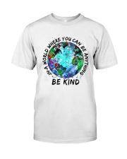 Be Kind Classic T-Shirt tile