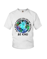 Be Kind Youth T-Shirt front