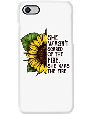 She Was The Fire Phone Case thumbnail
