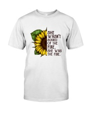 She Was The Fire Classic T-Shirt thumbnail