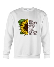 She Was The Fire Crewneck Sweatshirt thumbnail