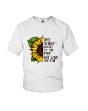 She Was The Fire Youth T-Shirt thumbnail