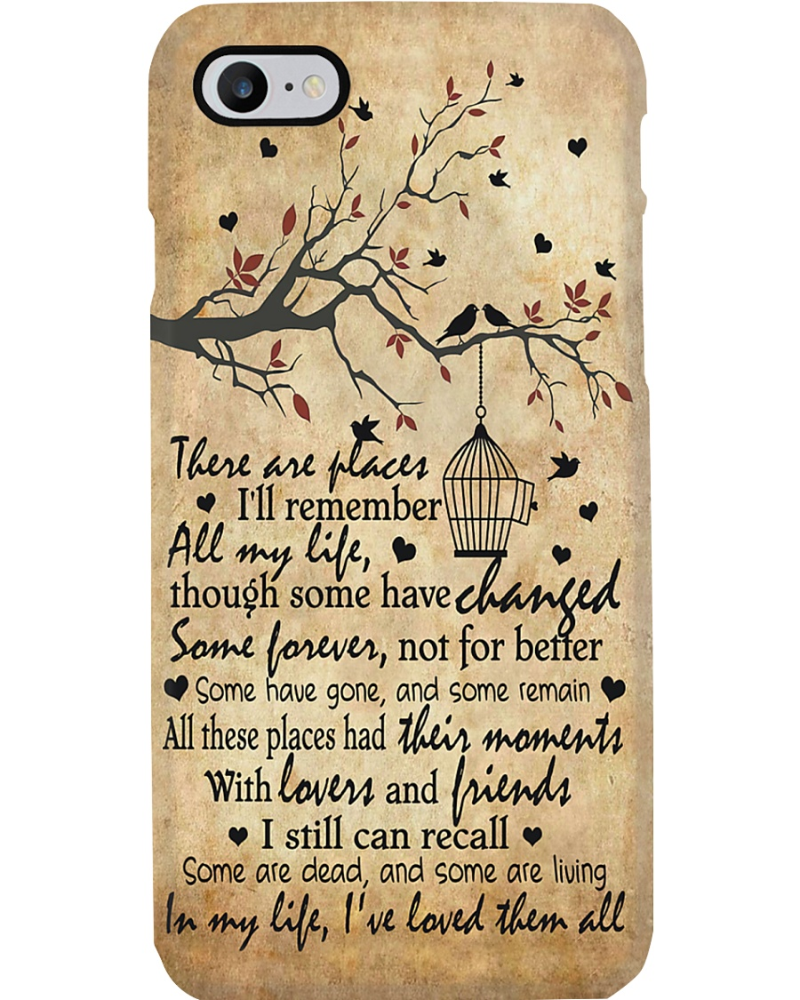All My Life Phone Case