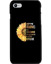 Hippie Grandma Phone Case thumbnail