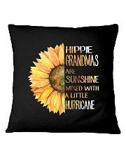 Hippie Grandma Square Pillowcase thumbnail