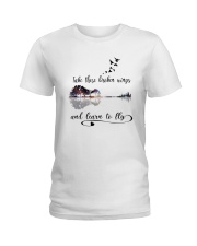 Take These Broken Wings 1 Ladies T-Shirt thumbnail