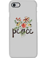 Peace Flowers Hippie  Phone Case i-phone-7-case